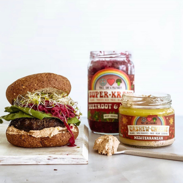 Peace Love & Vegetables | Good Food Emporium