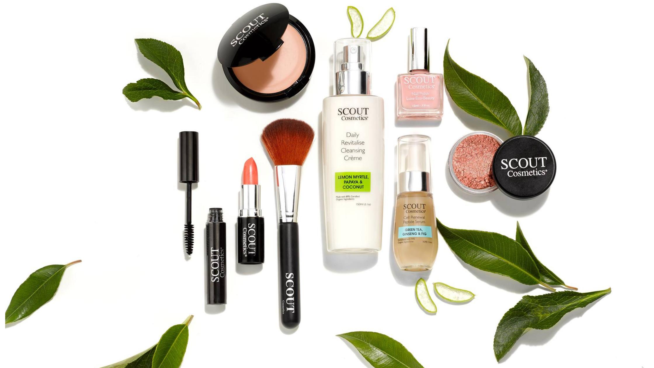 Organic Active Beauty Range