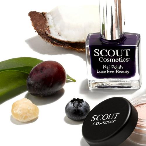 Scout Organic Active Beauty Nail Polish